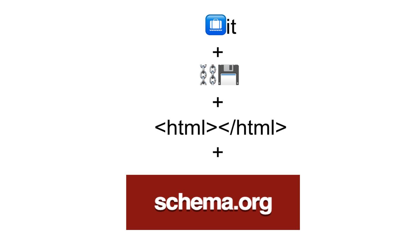 🛄it  + ⛓💾  +  <html></html> + <p>