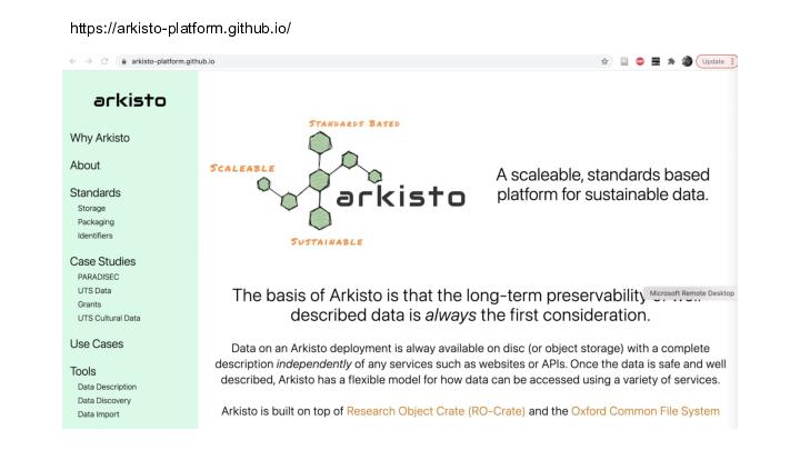 https://arkisto-platform.github.io/