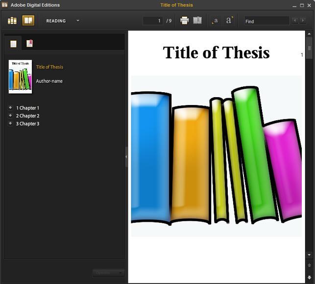 metadata thesis